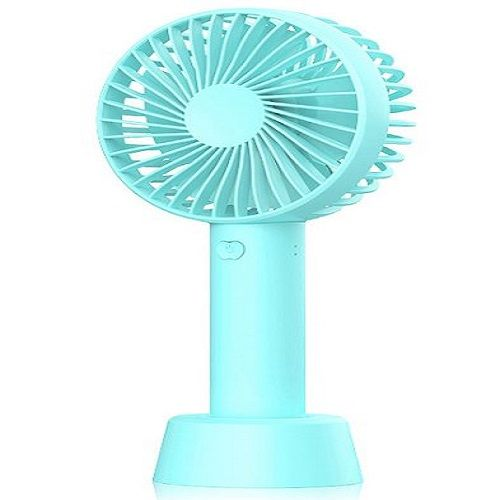 Rechargeable Usb Hand Fan -