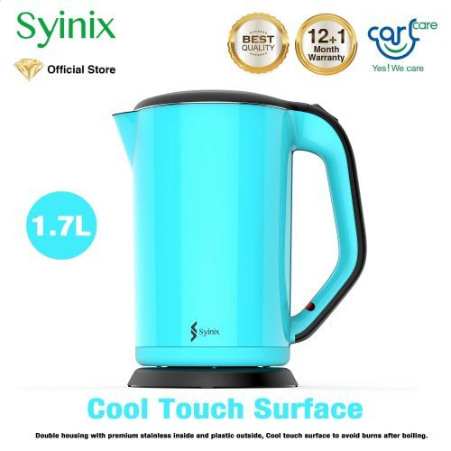 1.7L Electric Kettle CLD-1703 - Blue