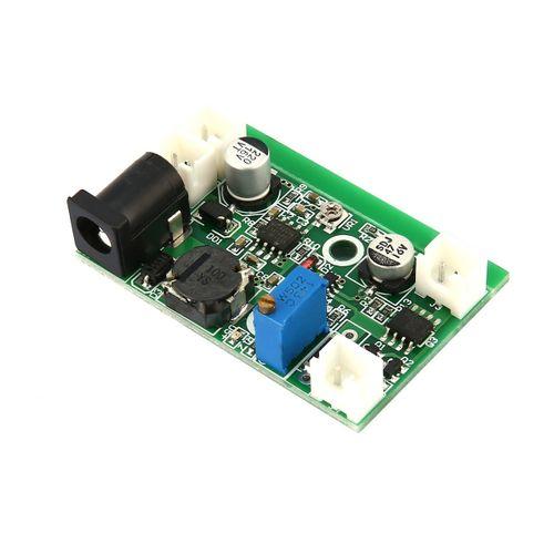 GB 12V TTL 1W 2W 3W 445nm 450nm Laser Driver Board Module Blu-ray Drive Circuit-green