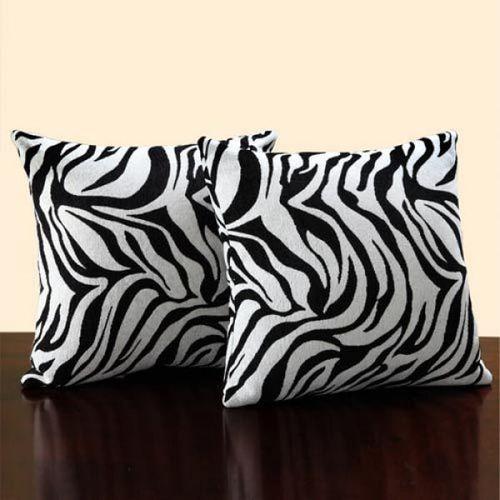 Samtex Throw Pillows-2 Pieces