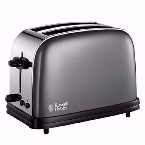 Pop-up Toaster - Silver