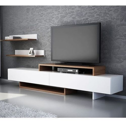 Convetional Floating TV Wall Unit