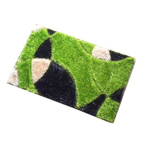 Colored Designed Foot Mat