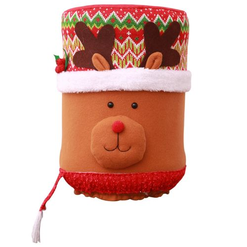 Water Dispenser Bucket Cloth Cover Water Buckle Reusable Durable Christmas Element For Water Dispenser