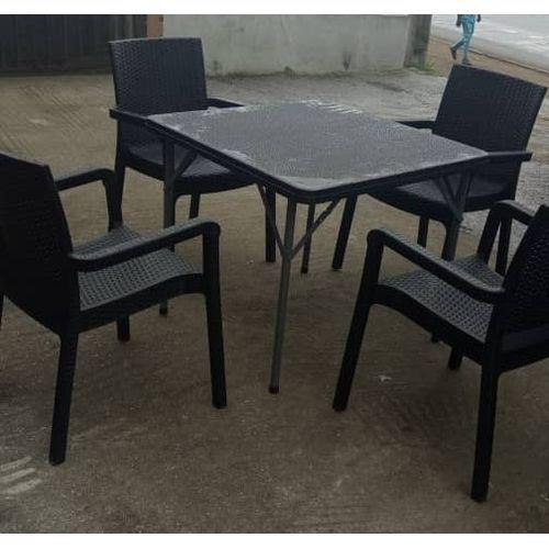Indoor & Outdoor Plastic Basket Chairs & Tables