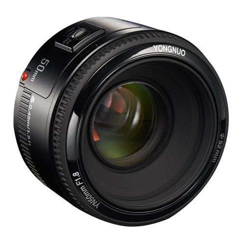 YONGNUO YN EF 50mm F/1.8 AF Lens 1:1.8 Standard Prime Lens
