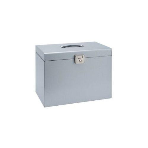 Metal File Box + 5 Suspension Files