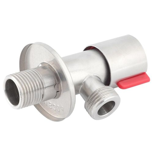 304 Stainless Steel Valve Thickening Inlet Valve Water Valve Angle Valve Durable