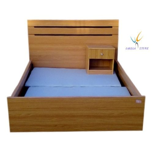 4/6 MDF Bed Frame (delivery Lagos/Ibadan & Ogun Only)