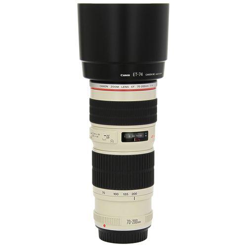 EF 70-200mm F/4L USM Telephoto Lens For Canon Camera