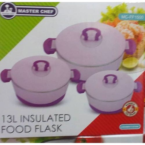 Insulated Serving Food Flask - 13L