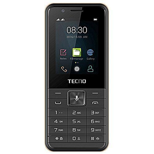 "T901 2.4"" 3G WhatsApp, Facebook, YouTube ,1900Mah Black"