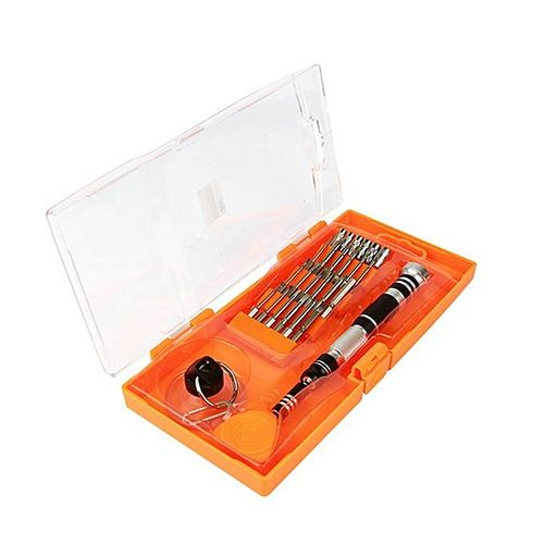 JAKEMY JM-8142 30 In 1 Aluminium Alloy Screwdriver Set Cellphone Repair Tools