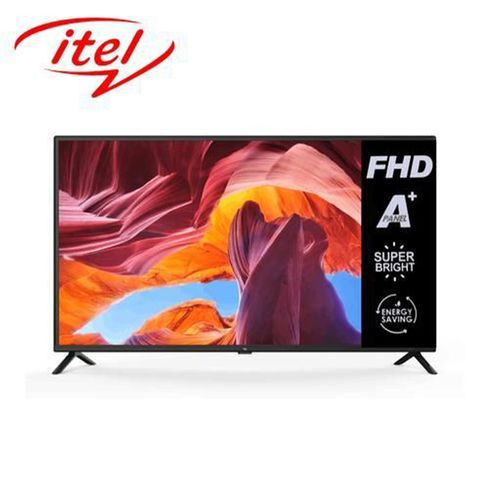 """A431, 43"""" INCH FHD LED TV. 12 Months Warranty (With Games Built-in). Black"""