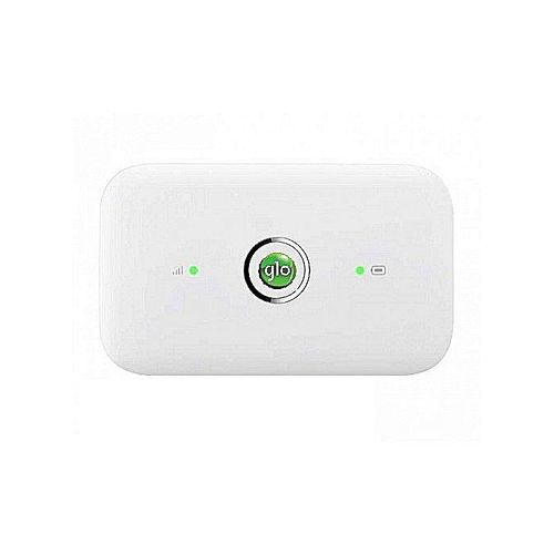 Glo 4G LTE Mobile WiFi Router With 16Gig Free Data Sim Card