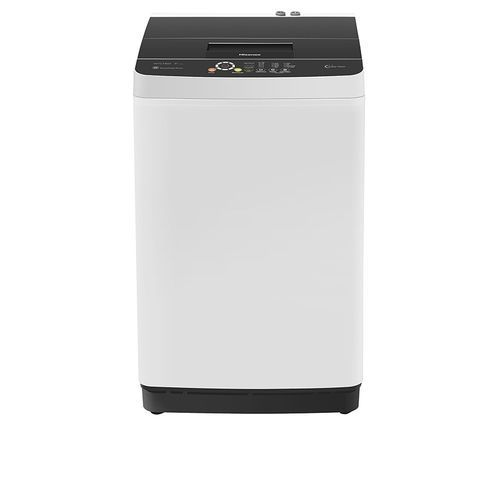 8kg Full Automatic Top Loader Washing Machine- White