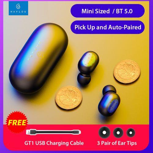 Haylou GT1 Earphone Touch Control Wireless BT 5.0 Earbuds