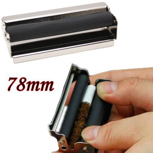 Joint Roller Machine Size 78mm Blunt Fast Cigar Rolling Weed