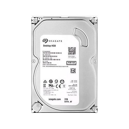 1TB Internal Hard Disk Desktop Computer/CCTV Use.