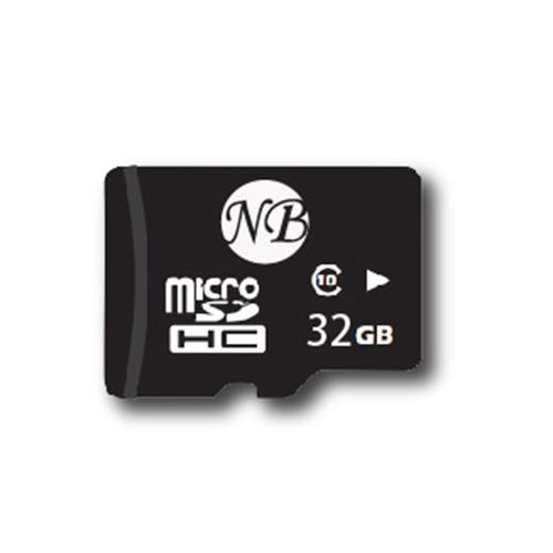 32GB Memory Card – Black