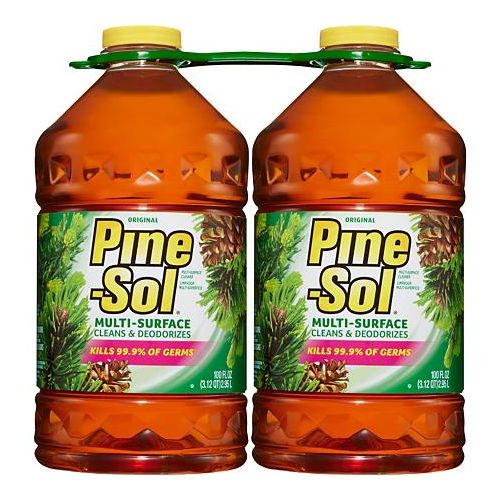Pine-Sol Multi-Surface Cleaner 2 Pack 100 Oz.