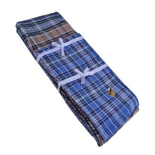 12 Pcs Handkerchief- Multicolour