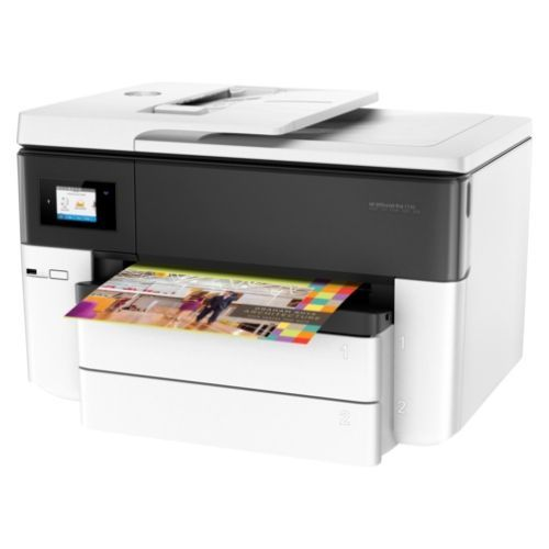 Hp OfficeJet Pro 7740 WideFormat A3 AIO Printer + FREE A4 Paper