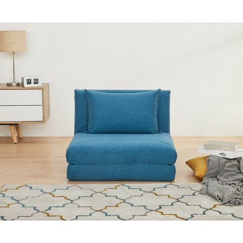 Gireri Convertible Chair - Blue
