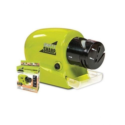 Electric Knife And Tools Sharpener - Green