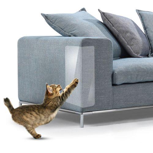 Furniture Scratch Guards Cat Scratch Protector Pad For