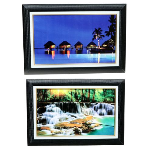 2 Set Of Picture Wall Frame Decoration