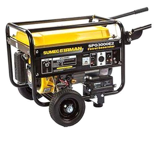 FIRMAN 3.2Kva SPG 3000E2 Generator With KEY Starter