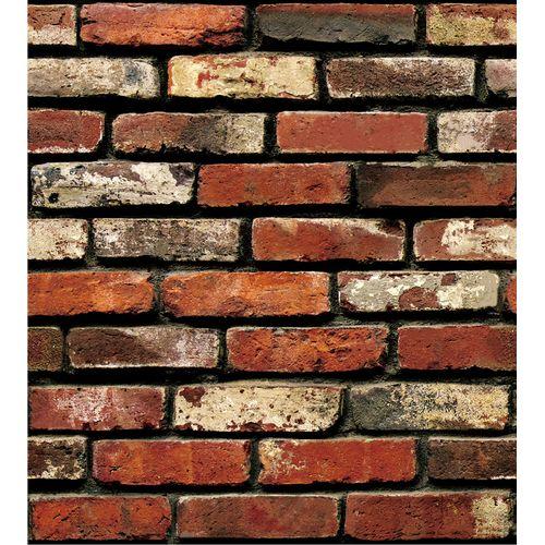 3D Wallpaper Brick Self Adhesive Home Decor Sticker 100x45cm