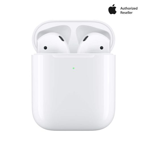 AIRPODS 2 With Wireless Charging Case (Latest Model)