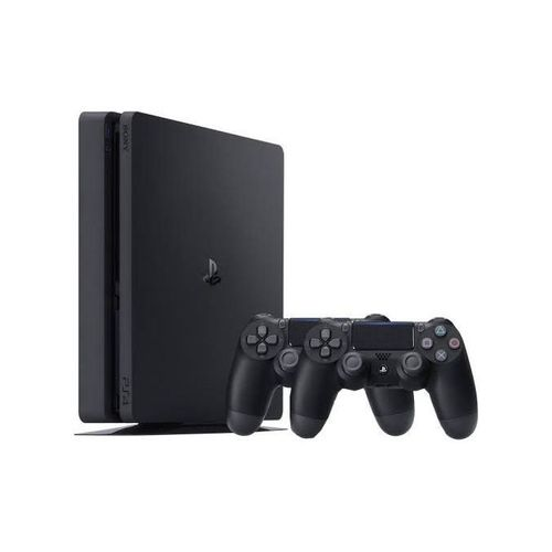 Sony Computer Entertainment PS4 Slim 500GB Console WITH 2PAD