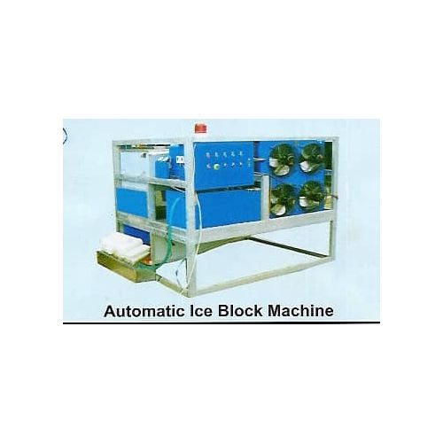 Automatic Ice Block Machine
