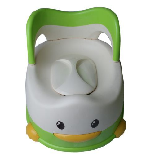 BABY POTTY/POT/POLL - CREAM/LEMON