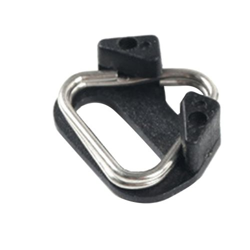 OR Attach Camera Strap Use Triangle Shape Transfer Buckle Be