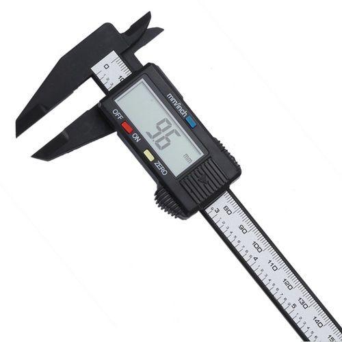 "0-150MM High Precision Electric Digital Caliper 6"" Ruler LCD Vernier Gauge Micrometer Caliper"