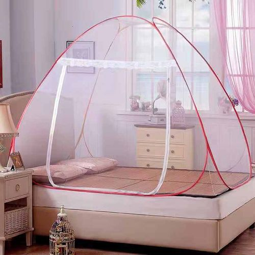 Mosquito Net Without Installation( Taking Into Use Directly)