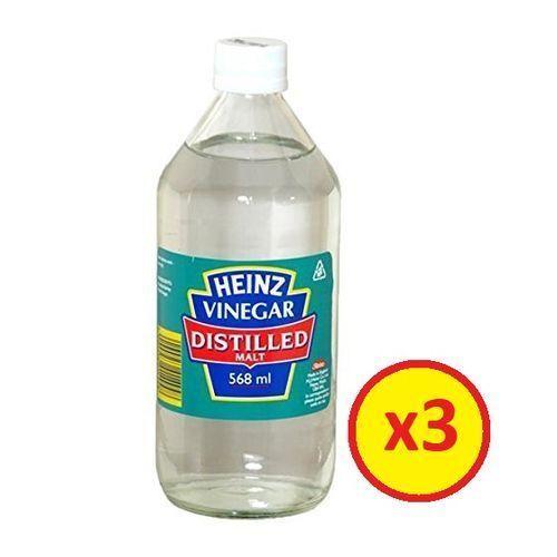 Vinegar Distilled Malt 568ml Pack Of 3
