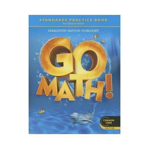 Houghton Mifflin Harcourt Go MATH!