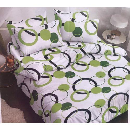 Fabulous Duvet + Bedsheet + 4 Pillow Case Set