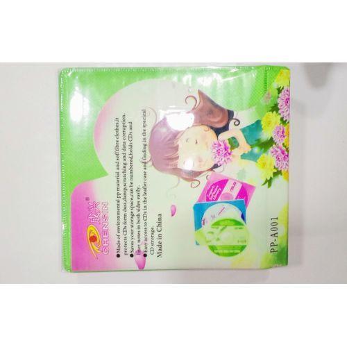Chensin TICK CD BAG,PP-A001- GREEN