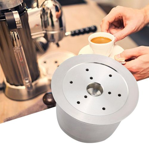 Sweetbaby Stainless Steel Refillable Reusable Coffee Capsule For Caffitaly/Tchibo Coffee Machine