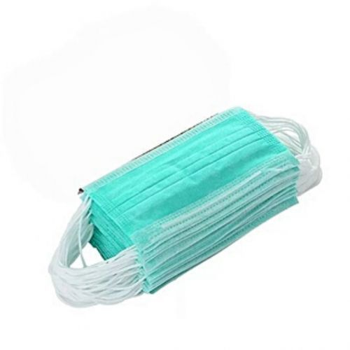 50 Pieces Face Mask Surgical Disposable For Protection