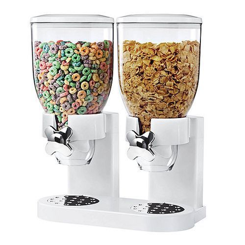 Cereal Dispenser - Double