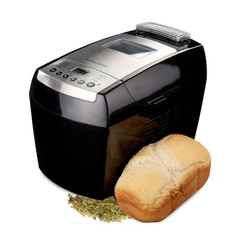 Compact Dual Blade Bread Maker With LCD Display