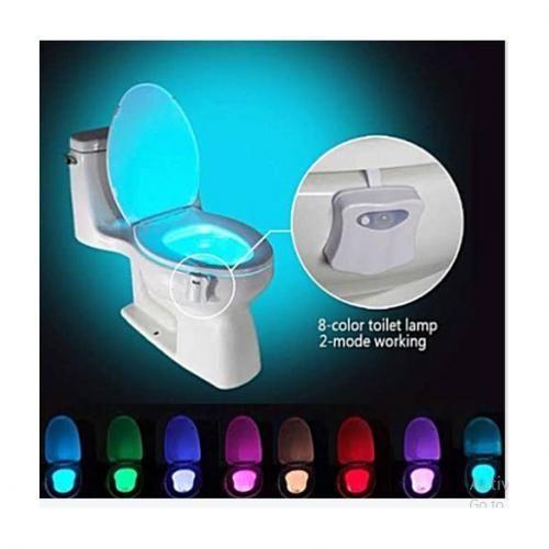 Bowl Light - Smart Motion Toilet Bowl Light- 1 Pcs