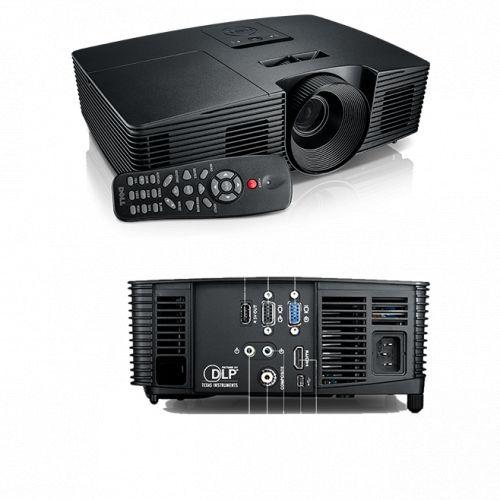 3D 3200 Lumens DLP SVGA Projector - P318S
